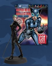 Eaglemoss DC Comics Super Hero Figurine Collection #009 Catwoman